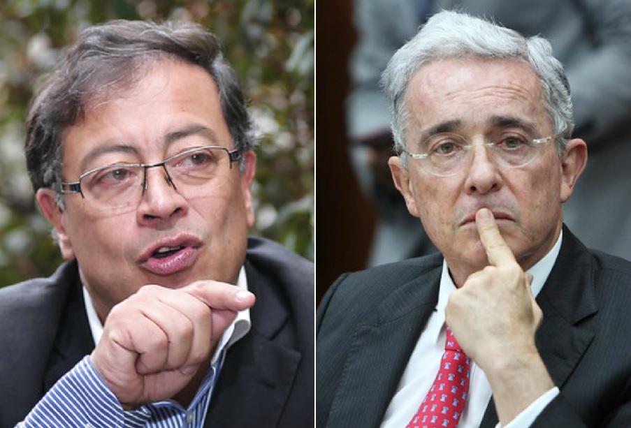 Petro lanza críticas al Gobierno por defender a Uribe   La FM