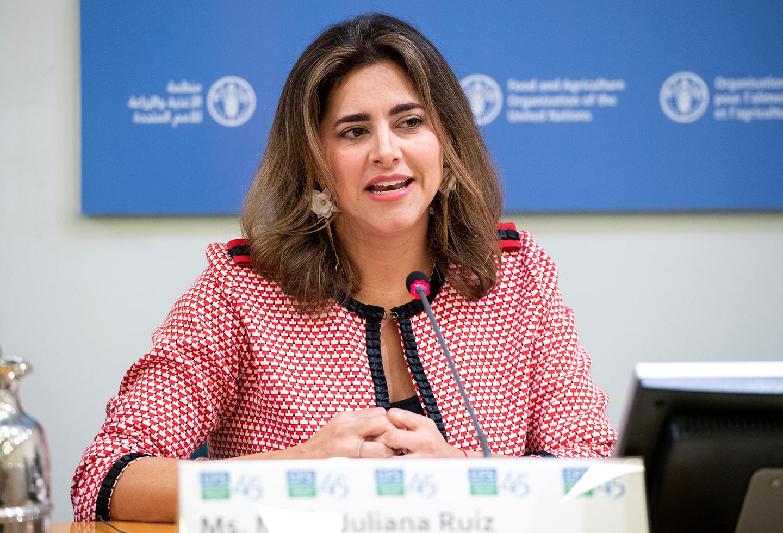 A qué se dedica María Juliana Ruiz, primera dama de la Nación? | La FM