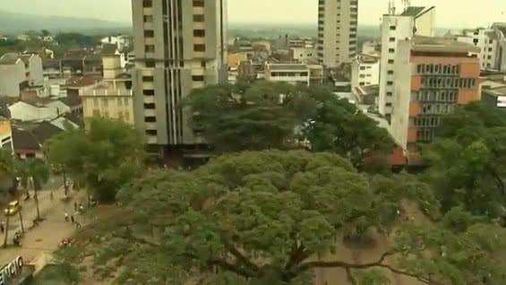 Niña cayó de un edificio en Villavicencio - La FM