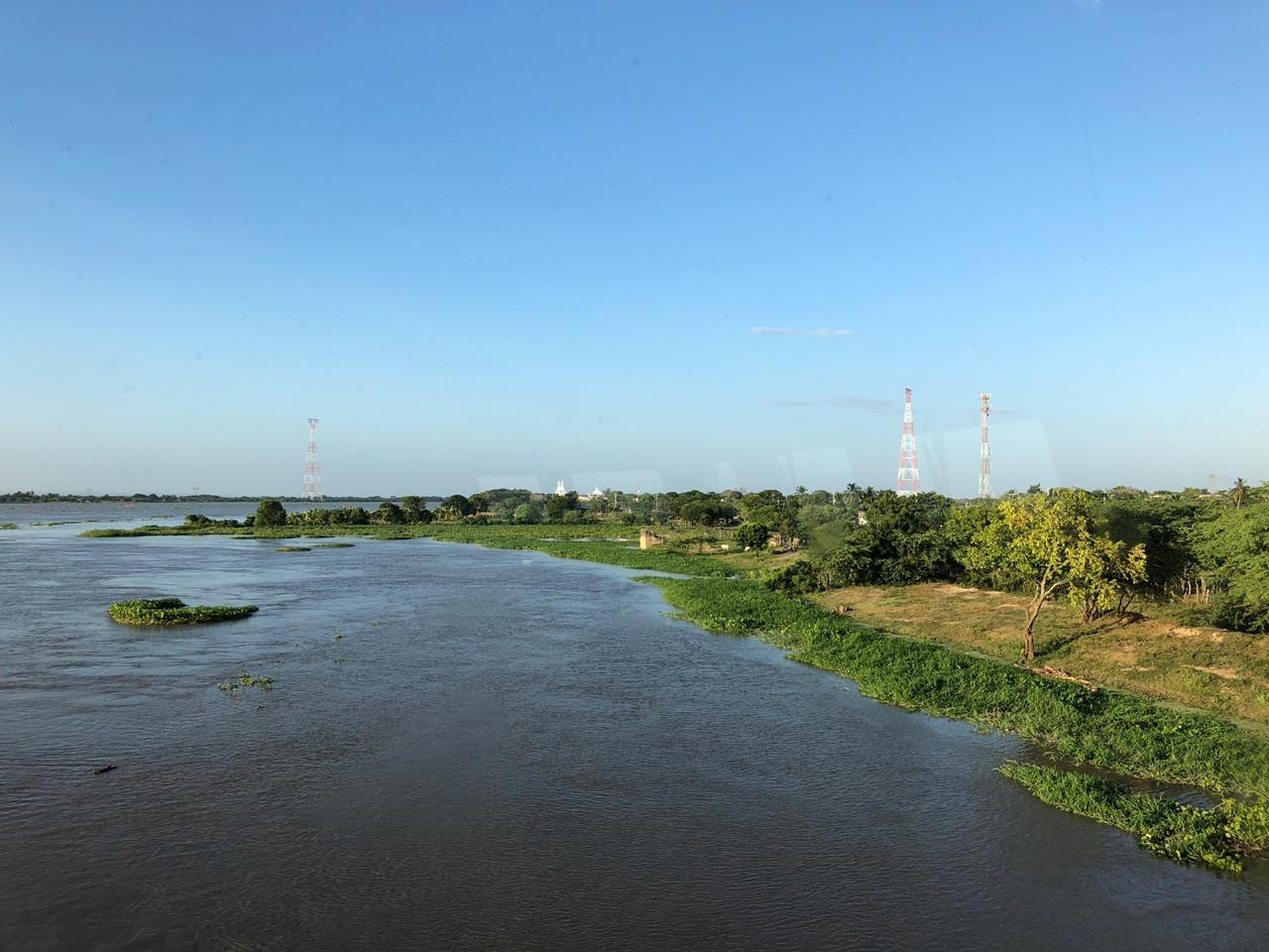 Buscan a niña que cayó al río Lebrija, en Santander - La FM