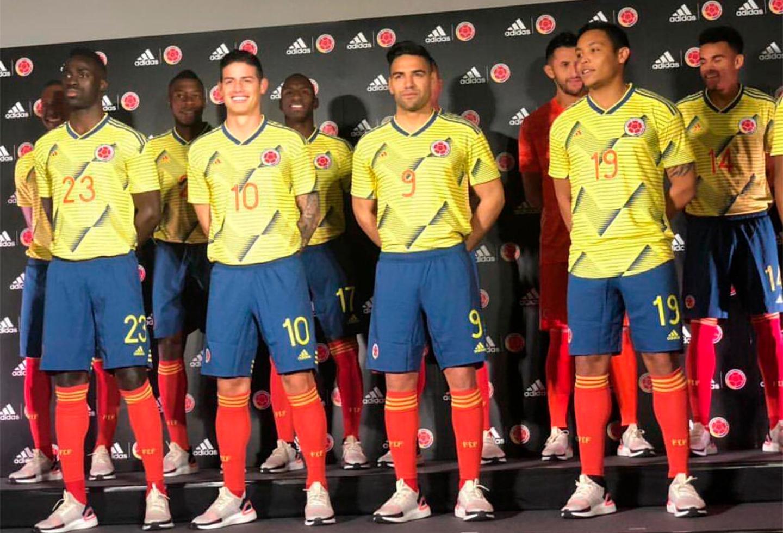 Selección Colombia Presentó, De Manera Oficial, Su Nueva