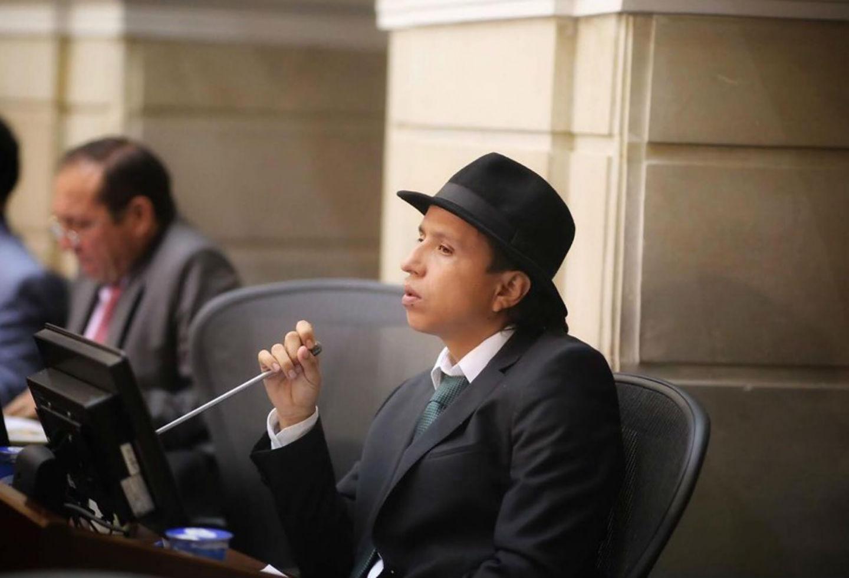 Admiten demanda de pérdida de investidura contra Jonatan Tamayo | La FM