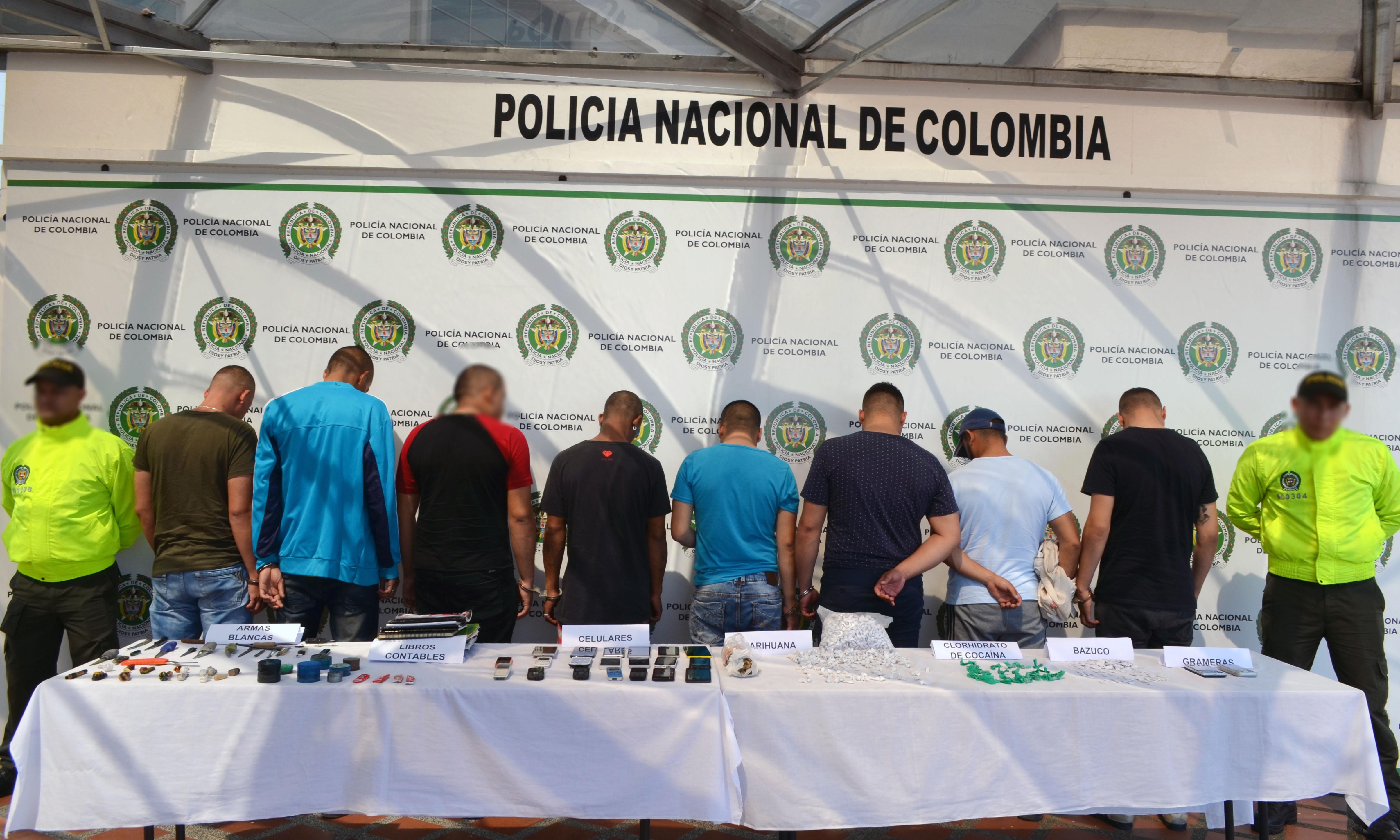 Resultado de imagen para capturados policias