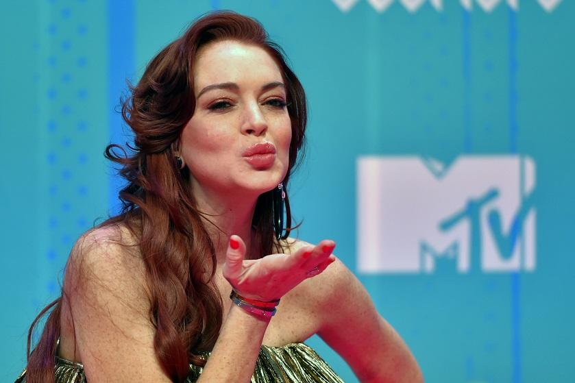 Filtran audio en el Trump habla inapropiadamente de Lindsay Lohan | La FM