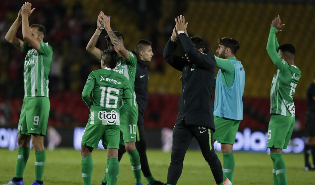 Atlético Nacional tendría interés en un jugador de Independiente Santa Fe - La FM