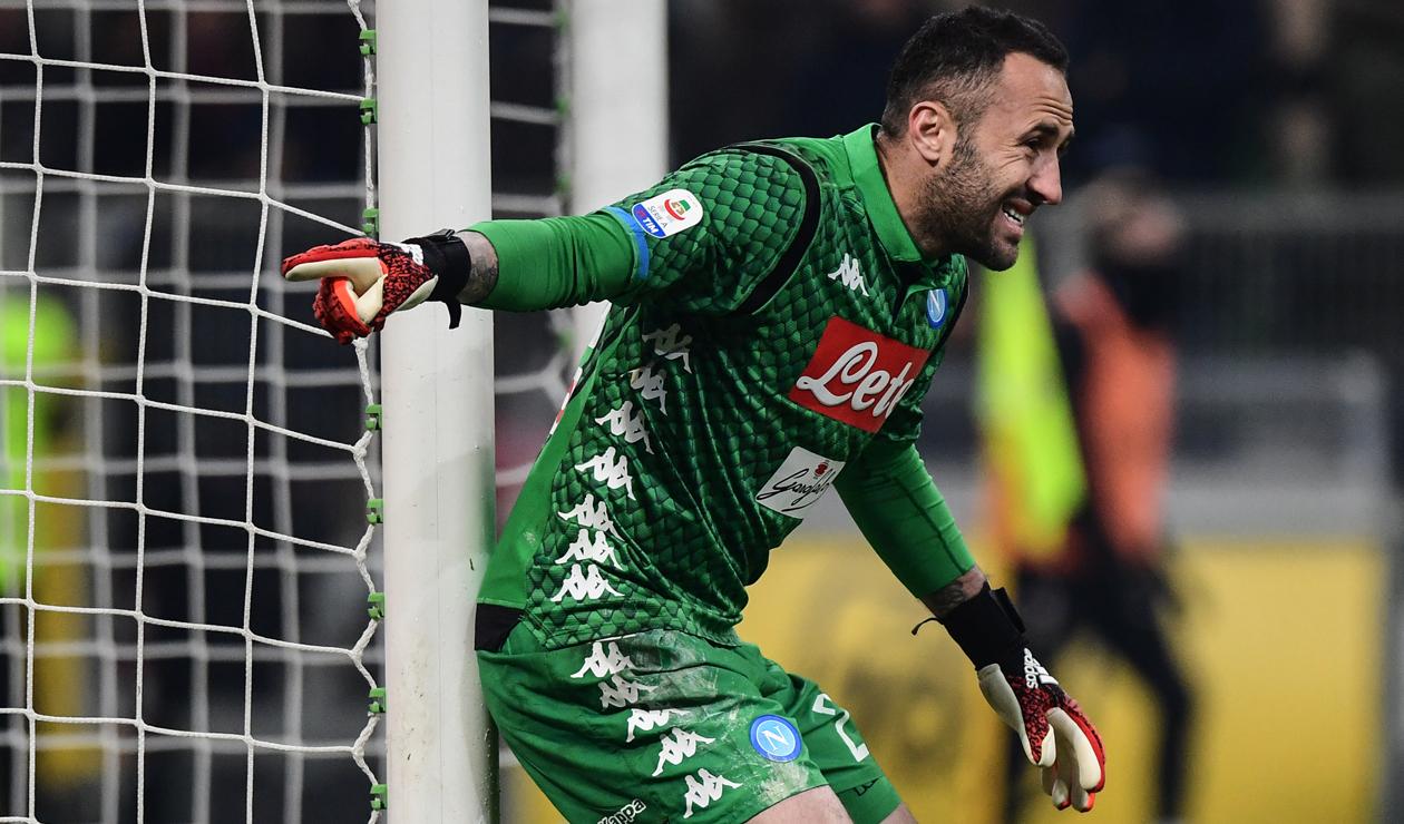 Dueños del PSG también irían por el Napoli de David Ospina - La FM