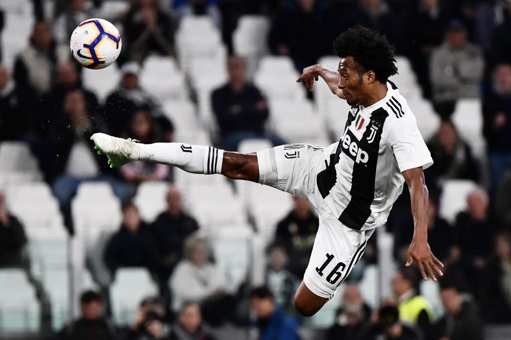 Juean Guillermo Cuadrado se ganó el apoyó de su técnico en Juventus | La FM