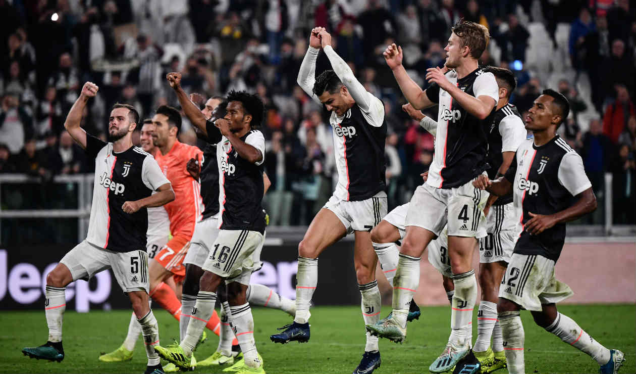 Juventus ganó 1 - 0 a  Atlético de Madrid  | La FM