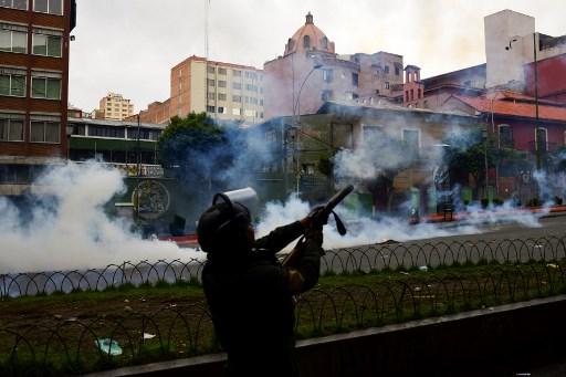 Mueren en protestas en Bolivia cinco cocaleros leales a Evo Morales - La FM