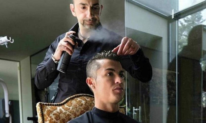 Asesinan a puñaladas al peluquero de Cristiano Ronaldo - La FM
