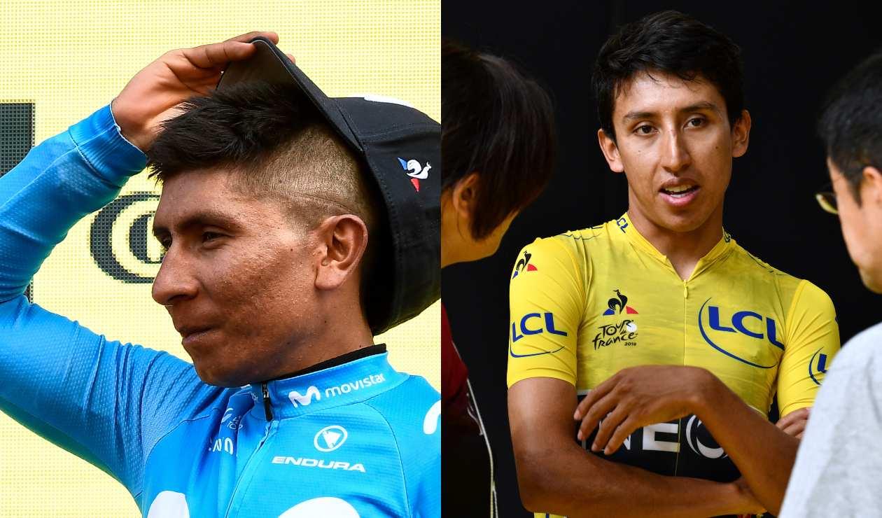 Crearían nuevo equipo de ciclismo en honor a Egan y Nairo - La FM