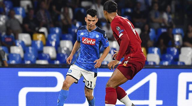 Liverpool y Napoli se mantienen en cabeza de su grupo tras empatar  | La FM