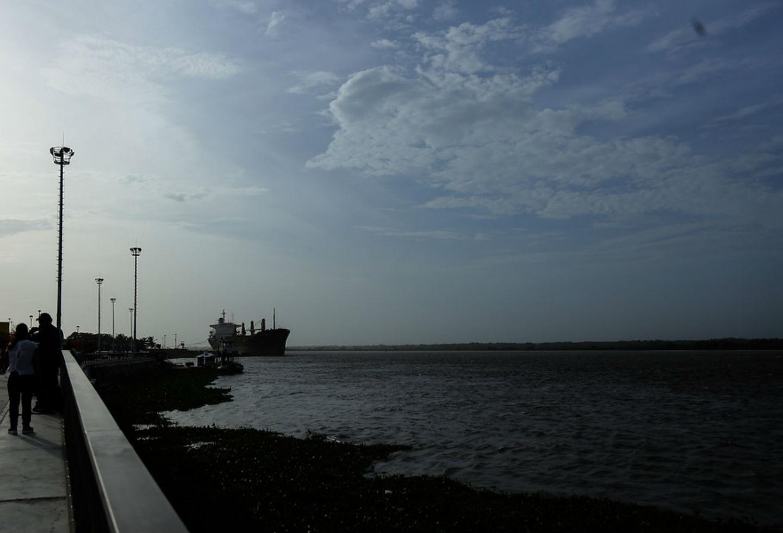 Río Magdalena, en alerta naranja por riesgo de desbordamiento - La FM