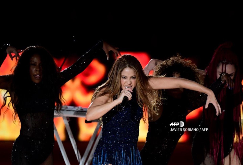 [Video] Presentación de Shakira, Camilo y Pedro Capó en final de Copa Davis | La FM
