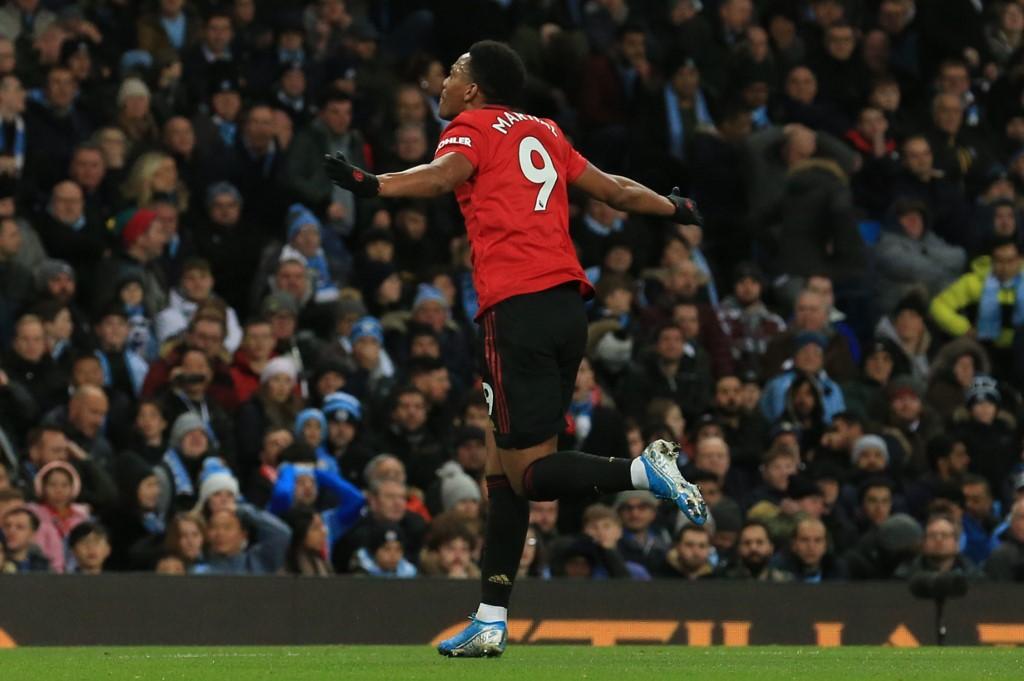 Manchester United venció al City en partido con varias polémicas | La FM