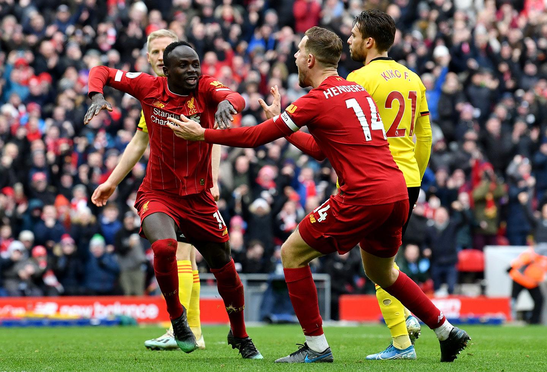 Liverpool rompe dos importantes récords tras su victoria ante Tottenham | La FM