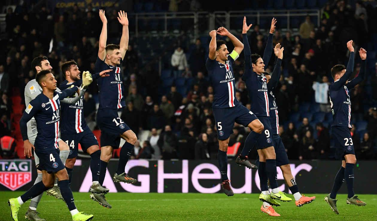 Copa de la Liga francesa: PSG clasificó a semifinales    La FM
