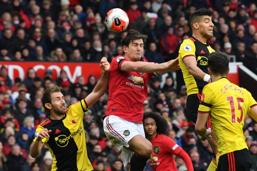 Manchester United golea al Watford y gana un respiro en la Premier League | La FM