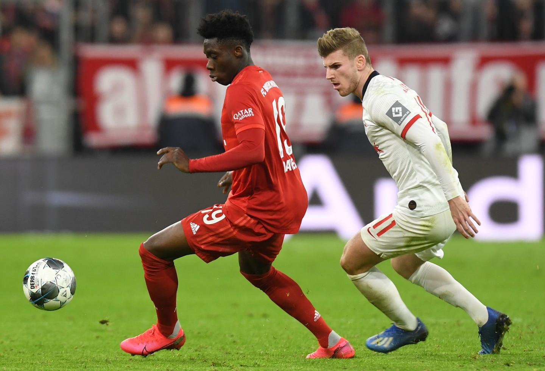 Bayern Múnich empató y sigue de líder en la Bundesliga | La FM