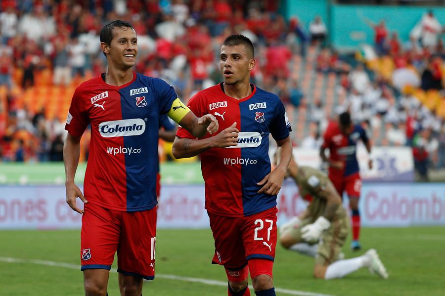 Liga Betplay Medellin Derroto A Patriotas La Fm
