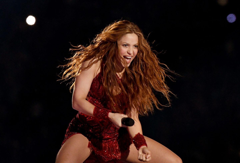 Significado del movimiento de lengua de Shakira en el Super Bowl | La FM