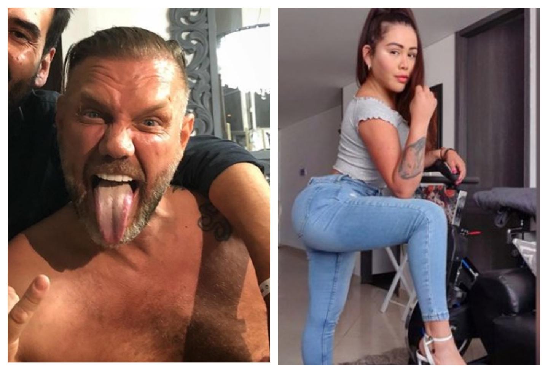 Actor Porno Con Enfermedad yina calderón reveló suma que no aceptó para grabar con