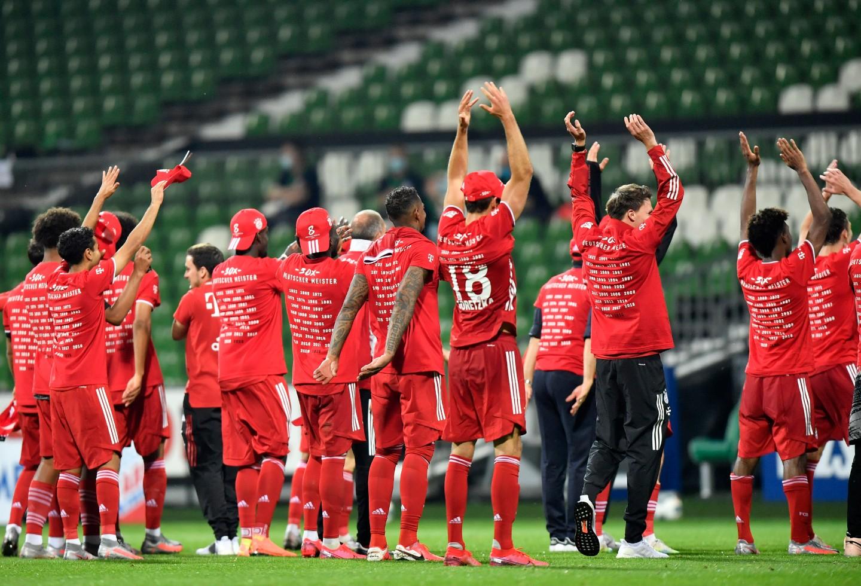 Bundesliga: Bayern Munich, campeón por octava vez consecutiva | La FM