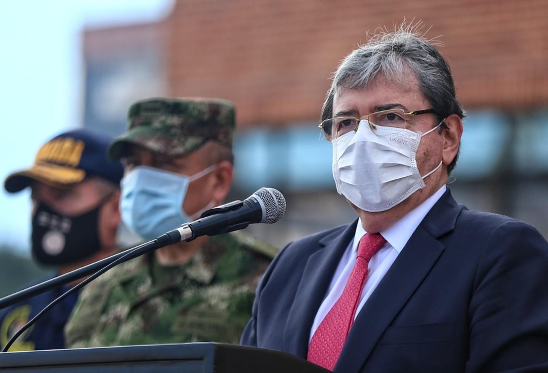 Ministro de Defensa, Carlos Holmes Trujillo: estudian incidente de desacato | La FM