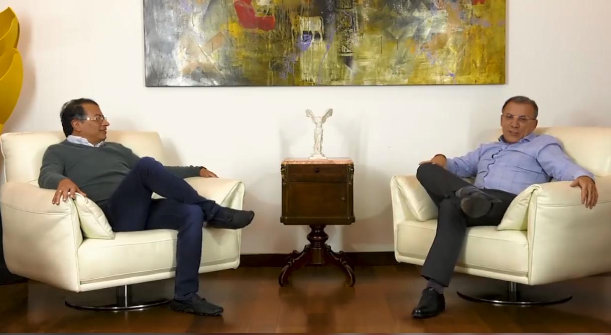 Elecciones 2022: Petro acepta a Roy Barreras en consulta para 2022   La FM