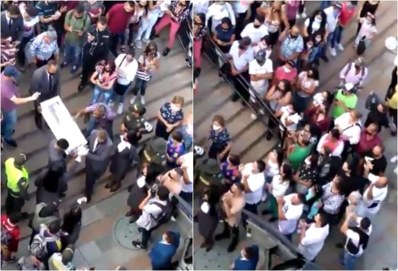 Asesinato de Sofía Cadavid: Así fue su sepelio en Antioquia   La FM
