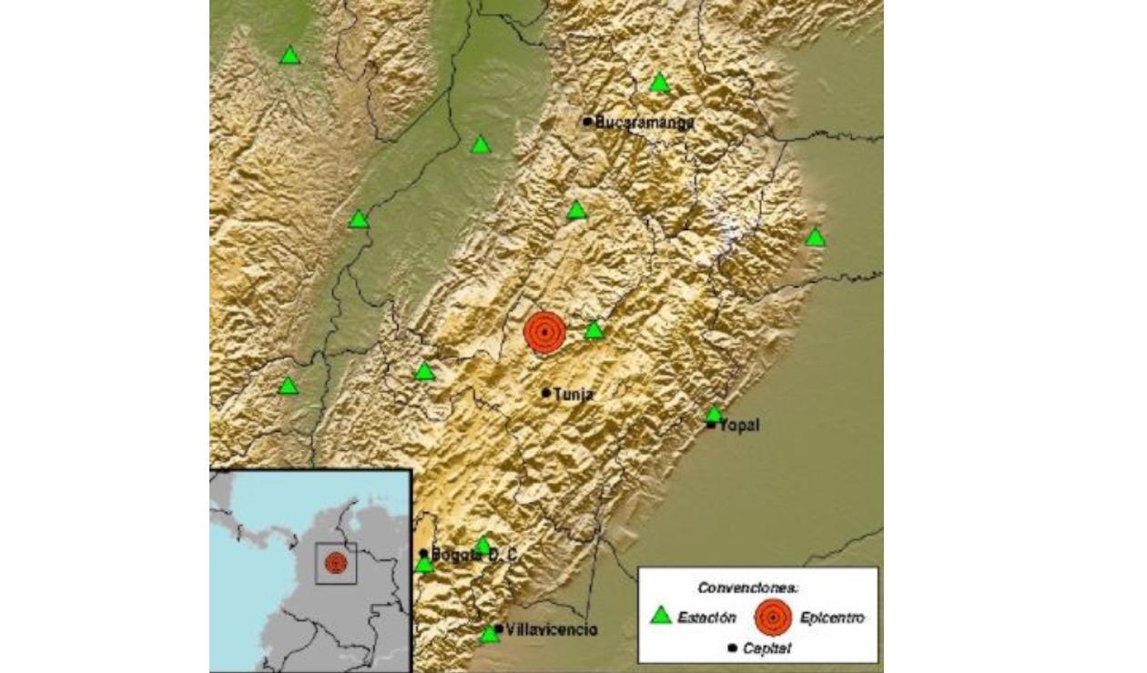 Temblor Colombia: sismo en Santander se sintió en Antioquia y Cundinamarca | La FM
