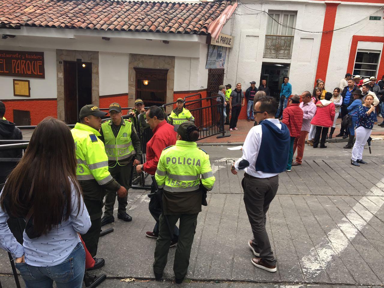 De Los 26 Heridos Tras Atentado En Bogot 15 Ya Fueron Dados De Alta  -> Tv Novelas Sala De Urgencias