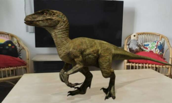 Dinosaurios De Realidad Aumentada En Google Como Usarlos En El Telefono La Fm Los hombres nos hemos planteado innumerables cuestiones sobre los dinosaurios: dinosaurios de realidad aumentada en