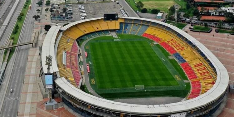 Estadio Nemésio Camacho El Campín de Bogotá tendrá hotel y centro comercial  | La FM