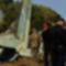 Accidente de avión militar en Ucrania