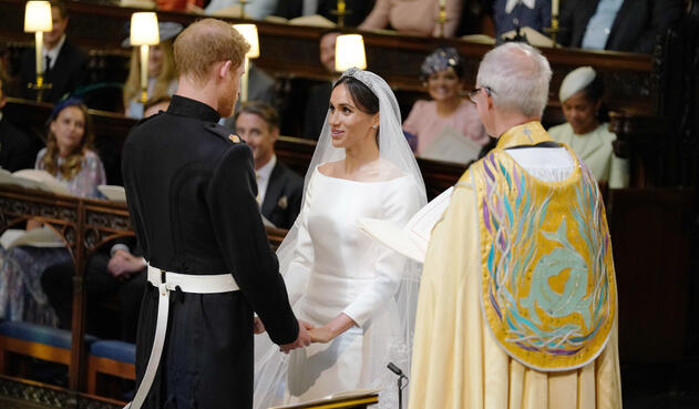 La boda real de Meghan Markle y Enrique de Inglaterra