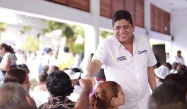 Antonio Quinto Guerra está inhabilitado  por la suscripción de un contrato con el Ministerio de Vivienda.