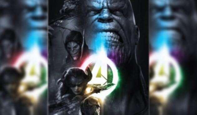 Thanos y su ejército