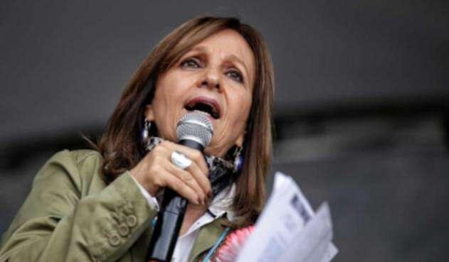 Ángela María Robledo, formula vicepresidencial de Gustavo Petro