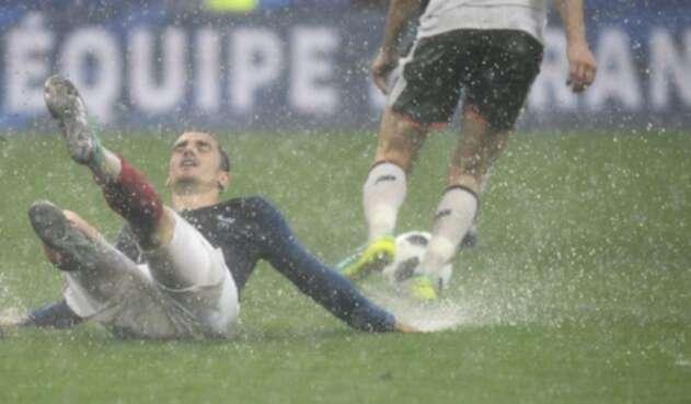 Antoine Griezmann, delantero de la Selección de Francia / AFP