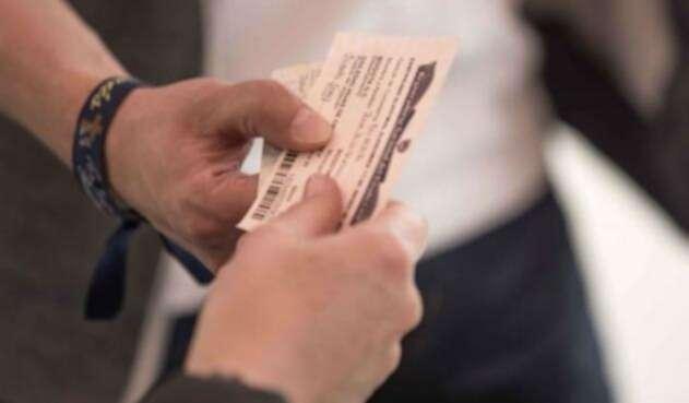 El certificado electoral por votar