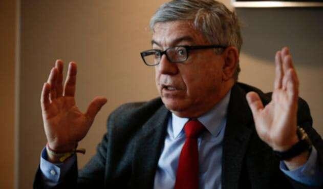 Gaviria es el jefe natural del Partido Liberal