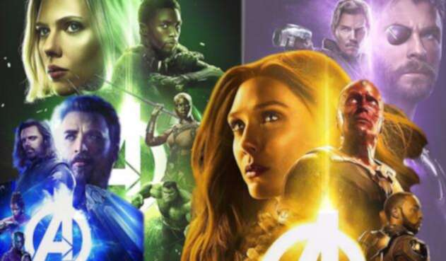 Avengers:Infinity War