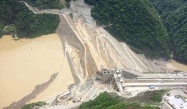 Emergencia ocasionado por el proyecto Hidroituango