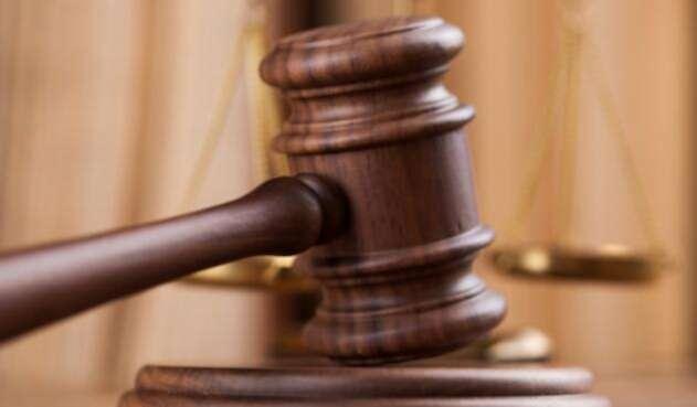 Imagen de referencia de un tribunal / Ingimage
