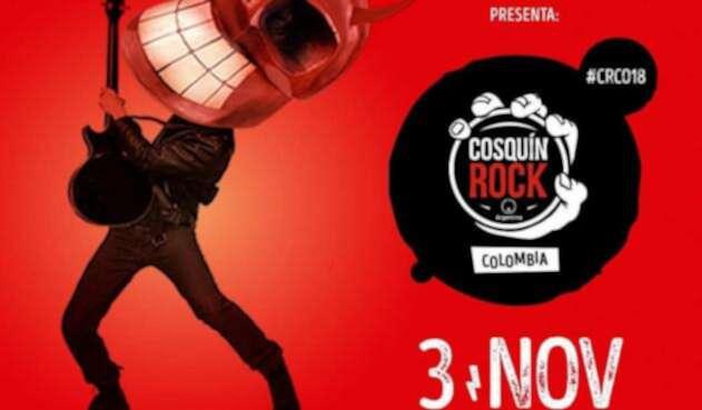 Cosquín Rock Colombia 2018