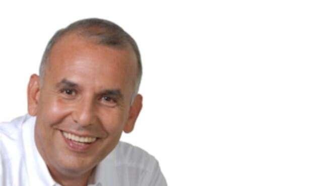 Darío Echeverri, alcalde de Barrancabermeja