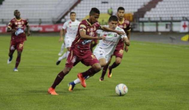 Deportes Tolima goleó al Once Caldas