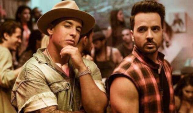 Luis Fonsi y Daddy Yankee en 'Despacito'