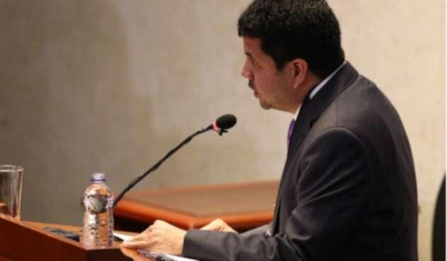 Diego Martínez, abogado de las Farc